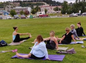 Yoga, Yukon